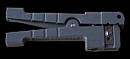 Стриппер-прищепка IMEAL 45-163 для удаления оболочки кабеля (3.2...6.4 мм)